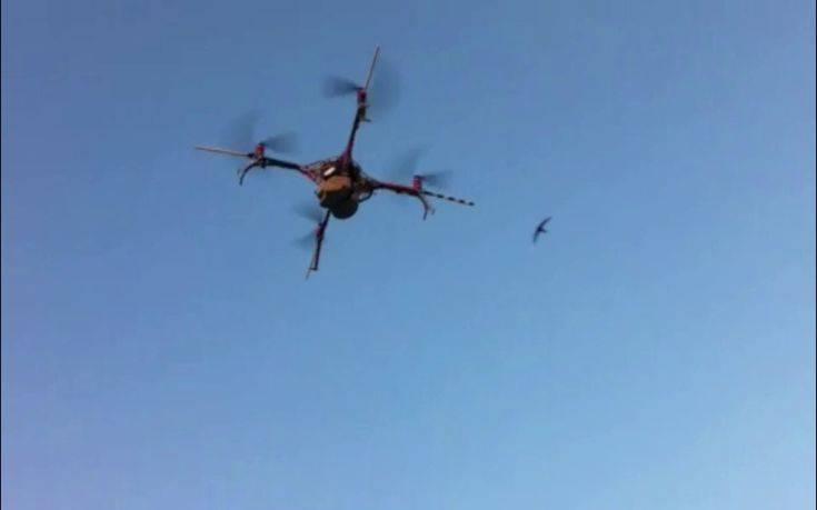 Οι αγρότες θα παρακολουθούν τη σοδειά τους με... drones