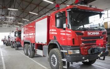 Η Fraport Greece επενδύει στην πυρασφάλεια