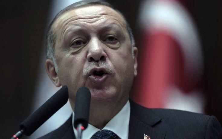 Ερντογάν: Δεν υποχωρούμε από τις διεκδικήσεις μας σε Αιγαίο και κυπριακή ΑΟΖ