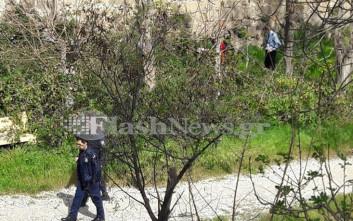 Βρήκαν γυναίκα νεκρή σε πάρκο στο κέντρο του Ηρακλείου