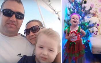 Άφησαν 4χρονη με τους νεκρούς γονείς της σε αυτοκίνητο που βούλιαζε για να πνιγεί