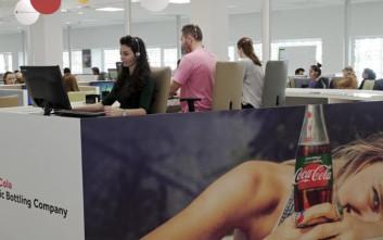 Επένδυση 8,7 εκατ. ευρώ της Coca-Cola HBC στην Ελλάδα υλοποιεί ο Όμιλος ΟΤΕ