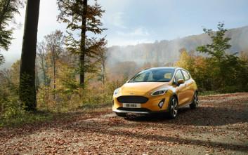 Πρώτο στην Ευρώπη το νέο Ford Fiesta