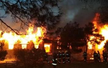 Δεμένοι στα κρεβάτια τους 24 άνθρωποι βρήκαν φρικτό θάνατο μέσα στις φλόγες