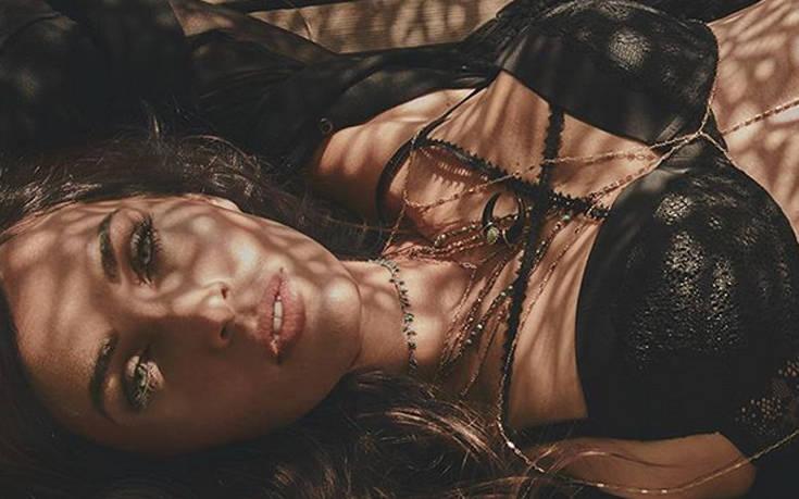 Η Megan Fox φόρεσε τα πιο σέξι εσώρουχα