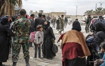 Πάνω από 1.000 Σύροι πρόσφυγες επαναπατρίστηκαν τις τελευταίες 24 ώρες