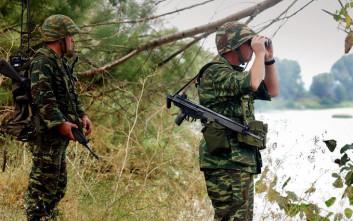 Σε Αιγαίο και Έβρο μεταφέρονται 7.000 στρατιώτες