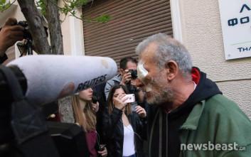 Δημοσιογράφος τραυματίστηκε στο μάτι από τα χημικά