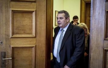 Η συμφωνία στις Πρέσπες έφερε αναταράξεις στο κόμμα του Καμμένου