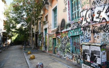 Γιατί τα Εξάρχεια παραμένουν μία από τις πιο αυθεντικές γειτονιές του κέντρου