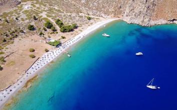 Tέσσερις ελληνικές παραλίες διακρίθηκαν στις 25 καλύτερες της Ευρώπης