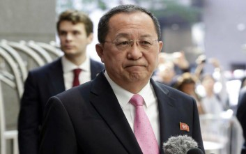 Στη Σουηδία σήμερα ο υπουργός Εξωτερικών της Βόρειας Κορέας