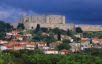 Κυλλήνη, το πέρασμα που έγινε προορισμός