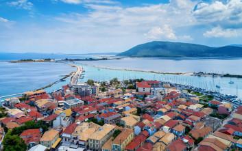 Το «στεριανό» νησί του Ιονίου