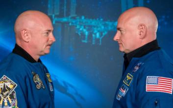 Το Διάστημα άλλαξε το DNA αστροναύτη!