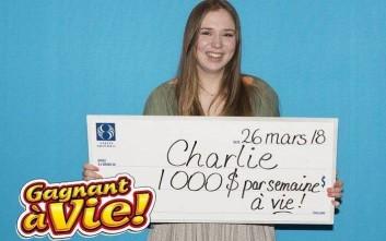 Ο λόγος που η υπερτυχερή νεαρή επέλεξε να λαμβάνει εβδομαδιαίως 1.000 δολάρια