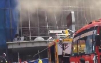 Τέσσερις νεκροί λόγω πυρκαγιάς σε ξενοδοχείο στη Μανίλα