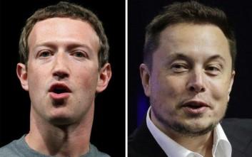Ο λόγος που ο Έλον Μασκ διέγραψε τους λογαριασμούς των εταιρειών του από το Facebook