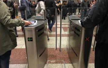 Κλειστές πλέον όλες οι πύλες στους σταθμούς μετρό και ηλεκτρικού