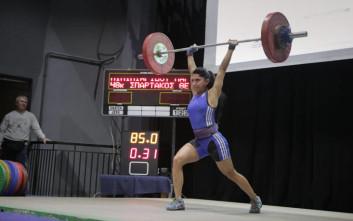 Τριπλή ελληνική εκπροσώπηση στο Ευρωπαϊκό Πρωτάθλημα Άρσης Βαρών