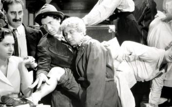 «Μια νύχτα στην όπερα» που άλλαξε μια μέρα στα ξαφνικά την κινηματογραφική κωμωδία
