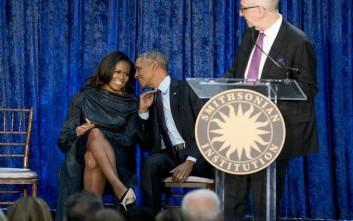 Πώς ήταν οχτώ χρόνια δίπλα στον Μπαράκ Ομπάμα
