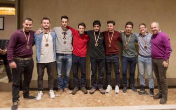 Έτσι ήρθε το χρυσό στη 12η Μαθηματική Ολυμπιάδα Νοτιοανατολικής Ευρώπης