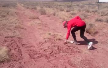 Έτρεξε πάνω από 24.000 χιλιόμετρα μιμούμενος τον… Φόρεστ Γκαμπ