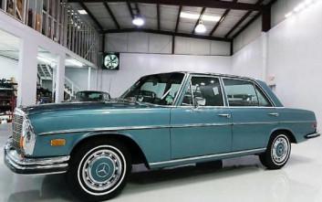 Πωλείται η Mercedes του «Βασιλιά» Έλβις Πρίσλεϊ