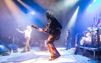 Πενήντα χρόνια Led Zeppelin στο Μέγαρο Μουσικής Αθηνών