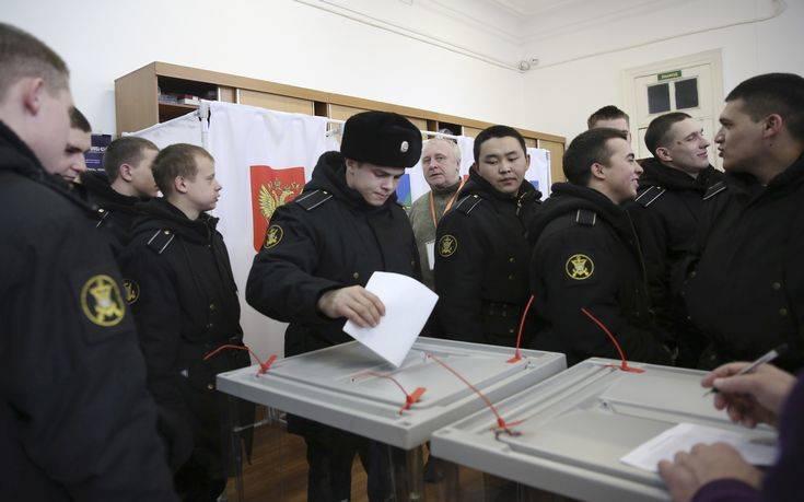 Εκλογές στη σκιά της κόντρας με την Δύση