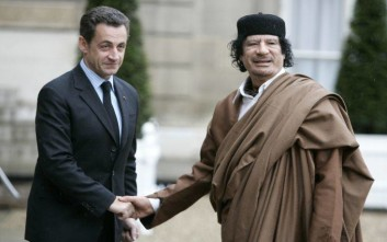 Ο Σαρκοζί, ο Καντάφι και τρεις βαλίτσες με 5 εκατομμύρια ευρώ