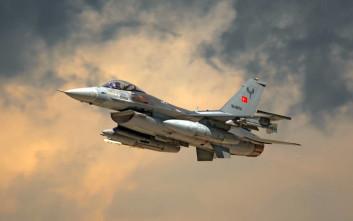 Οι Τούρκοι έστειλαν 20 μαχητικά F-16 στο Αιγαίο