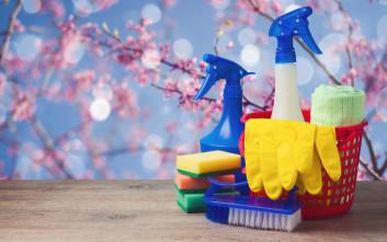 Συμβουλές για να κρατήσετε τη σκόνη μακριά από το σπίτι