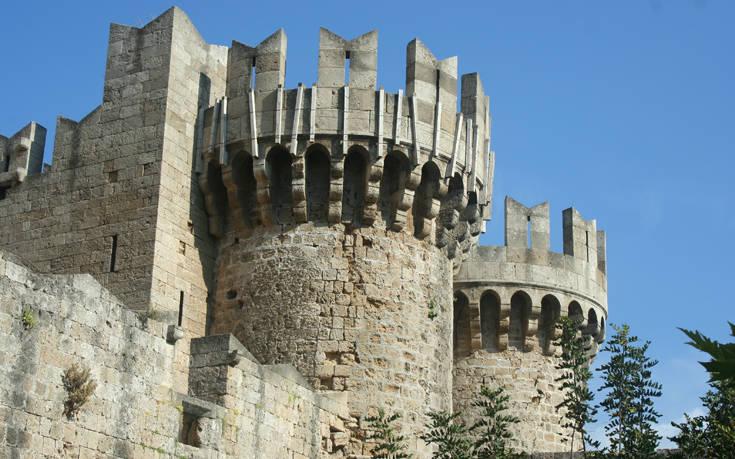 Μνημόνιο συνεργασίας για την προστασία της Μεσαιωνικής Πόλης της Ρόδου