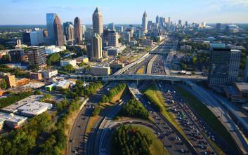 Η γοητεία του αμερικάνικου νότου ξετυλίγεται στην Ατλάντα