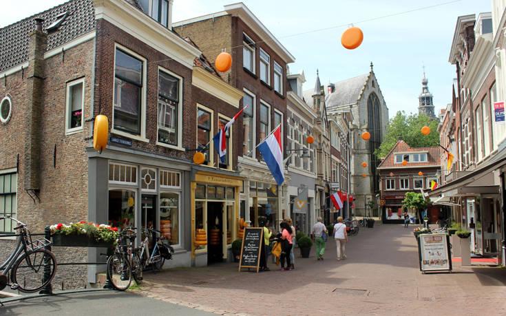 Ταξίδι στην πιο... νόστιμη πόλη της Ολλανδίας