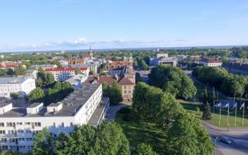 Η «καλοκαιρινή πρωτεύουσα» της Εσθονίας