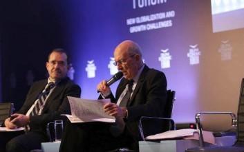 Σημίτης: Παραμύθι αυτό που λέει ο Τσίπρας για τέλος της λιτότητας
