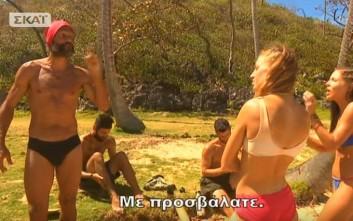 Χαμός στο Survivor 2 με την Ξένια των Rec, στο στόχαστρο για κλίκα η Σπυροπούλου