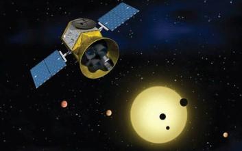 Η ΝASA συνεχίζει την αναζήτηση πλανητών όμοιων με τη Γη