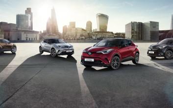 Toyota, η πιο «καθαρή» μάρκα στην Ευρώπη
