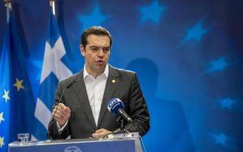 Η «ευχή» Τσίπρα για το Gorna Makedonija και η κριτική της ΝΔ
