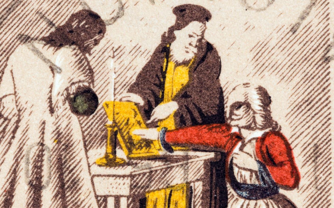 Οι μυστικοί κώδικες επικοινωνίας της Φιλικής Εταιρείας το 1821