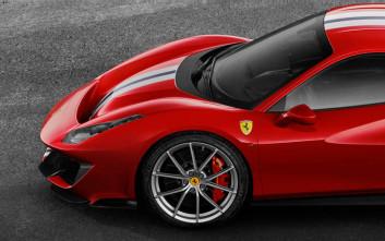 Η νέα Ferrari 488 Pista με Michelin Pilot Sport Cup 2