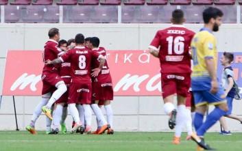 Με τεσσάρα η ΑΕΛ εξασφάλισε την παραμονή της στη Super League