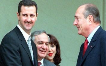 Το Παρίσι θα αφαιρέσει το παράσημο της Λεγεώνας της Τιμής από τον Άσαντ