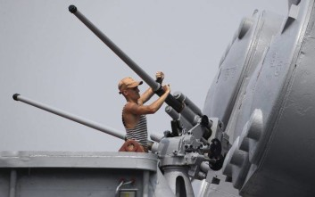 «Ρωσικά πλοία απέπλευσαν από τη βάση της Ταρτούς για την ασφάλειά τους»