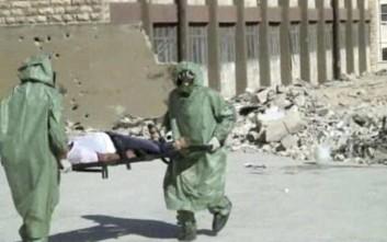 Οι Ρωσοι βρήκαν αποθήκη με ουσίες παρασκευής χημικών όπλων στη Ντούμα