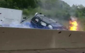 Οδηγούσε στο αντίθετο ρεύμα και προκάλεσε θανατηφόρο τροχαίο